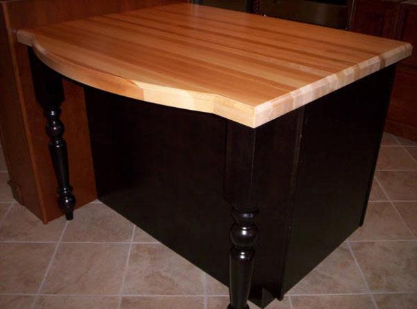 Michigan Maple Chop Blocks Distributor H J Oldenkamp