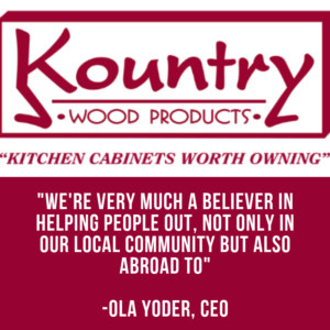Kountry Wood Products Quote