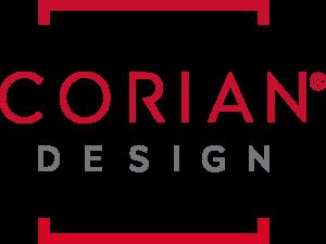 Corian Design Vertical Logo