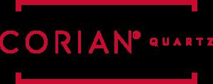 Corian Quartz Horizontal Logo