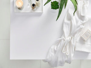 Corian Quartz Bianco Pur