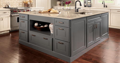 Merillat Kitchen Island