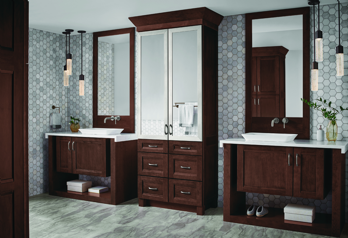 Popular Kitchen Cabinet Styles: Shaker Door