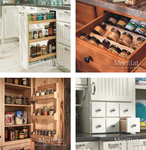 Merillat Kitchen Cabinets Organization