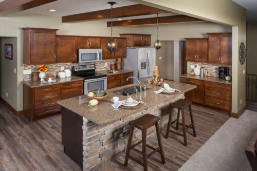 Kountry Wood Products Kitchen Cabinets