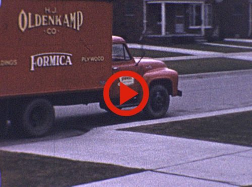 hjo truck 1957