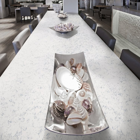 corian quartz food service